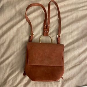 Chic backpack / purse